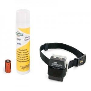 Bark Control Spray Collar