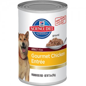 Canine Adult Chicken Canned Food