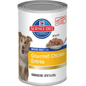 Canine Mature Adult Chicken