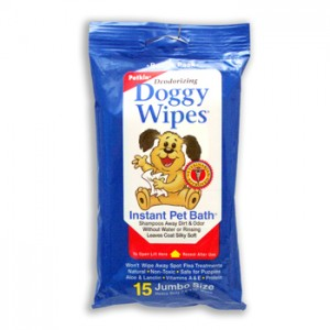 Doggy Wipes