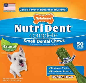 NUTRI DENT AUDLY CHICKEN