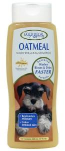 Oatmeal Shampoo 17oz