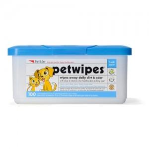 Petwipes 100Pcs