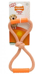 Play Rope Double Loop Tug